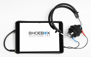 SHOEBOX Audiometry